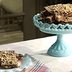 Chocolate Pistachio Brittle | Recipe