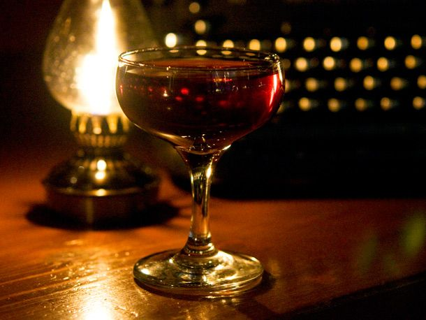 jutland calling cocktail w/ beefeater gin, st. germain & bornholmer ...