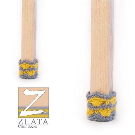 BOOTIES CHAIR CROCHET PATTERN | Crochet Patterns