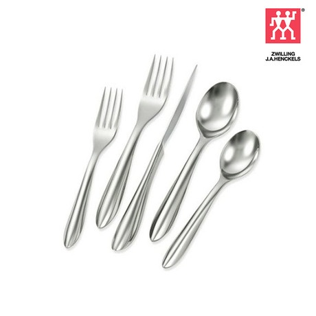 $65 Zwilling JA Henckels La Femina 42-pc flatware set
