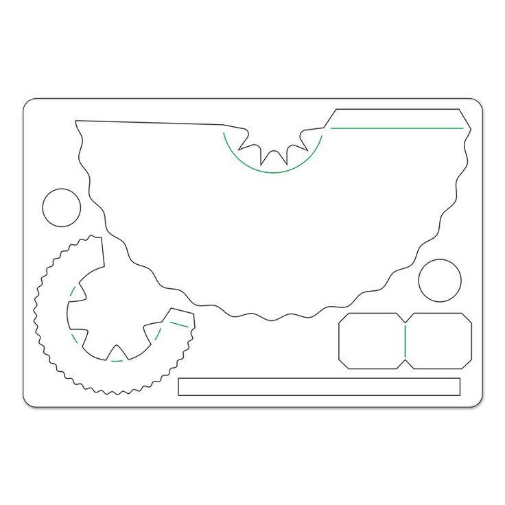 paper tea cup templates pinterest. Black Bedroom Furniture Sets. Home Design Ideas