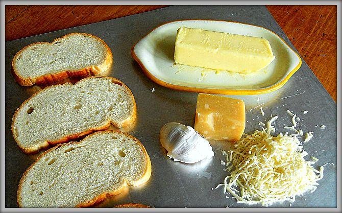 garlic bread | breads and breakfast | Pinterest