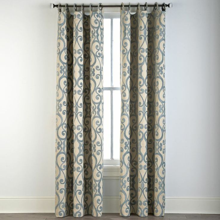 Pin by kathleen tricomo on living room pinterest for Jcpenney living room curtains
