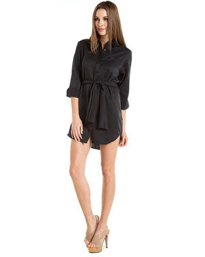 French connection shirt dress   My Style   Pinterest