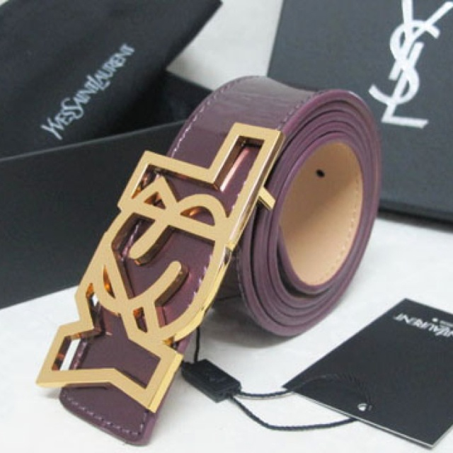 YSL belt, I need this<3