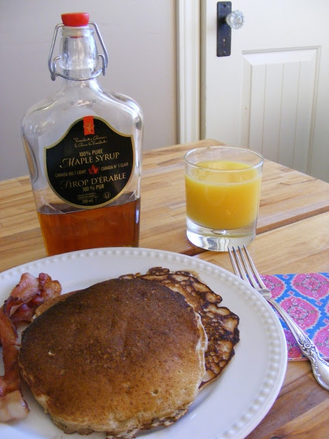 ... to Imperfect Homemaking: Yummy, Easy Spelt and Buckwheat Pancakes