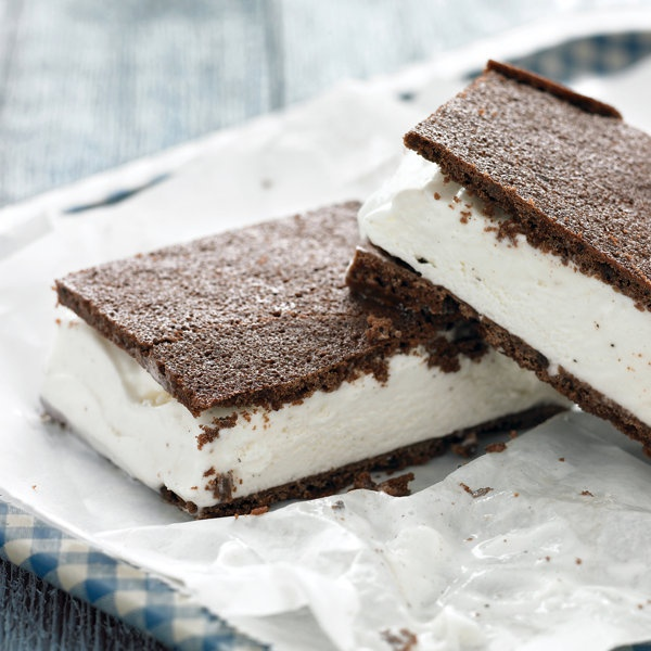Classic Ice Cream Sandwiches | Always Finish with Something Sweet | P ...