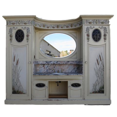 antique victorian bathroom vanity antique cabinet architectur