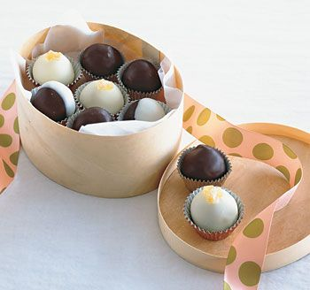 Gingerbread Truffles | Yummy Candy & Sweets | Pinterest