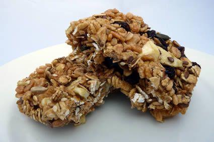 Granola bars | i love food! | Pinterest