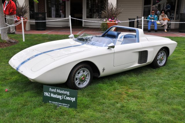 1962 Ford Mustang Concept Car