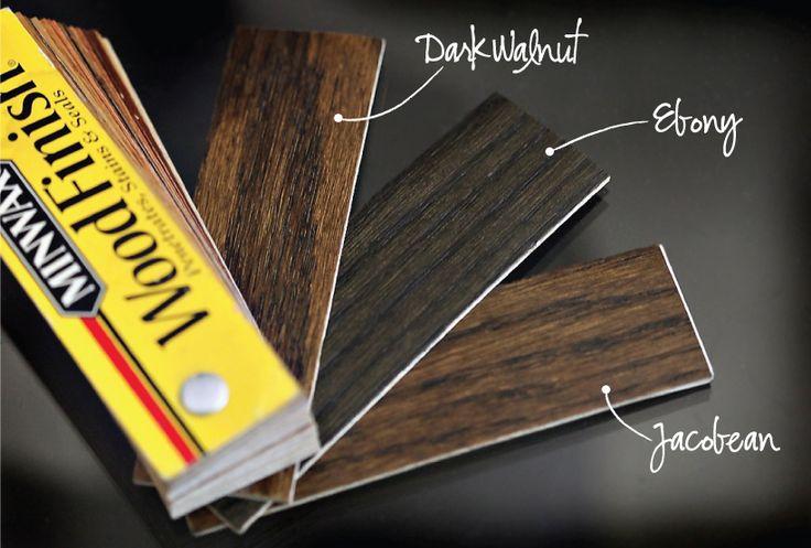 Minwax ebony stain 103930 floor stain mix of minwax ebo for Hardwood floors jacobean