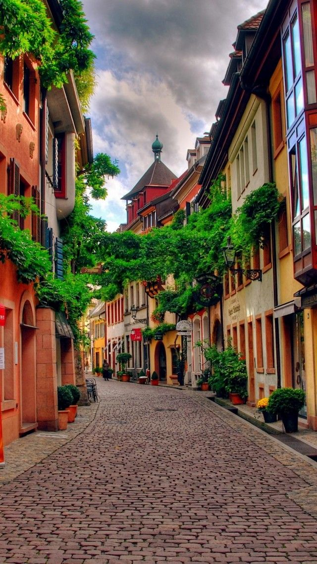 Beautiful Town In Germany Germany Denmark And The Netherlands