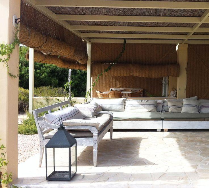 Pin by david prieto on beach house pinterest - Sacos de esparto ...