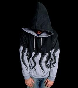 Vanguard octopus hoodie | Things I want. | Pinterest