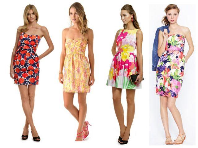 Summer Wedding Guest Dresses Fashion Pinterest