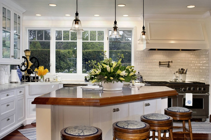 All white kitchen - All about kitchens ...