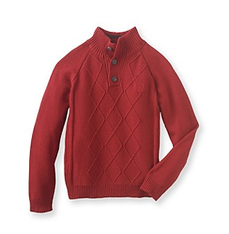 Boys Red Sweater 49