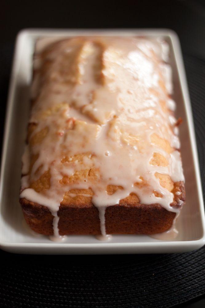 Grapefruit Yogurt Cake | Bake it or leave it | Pinterest