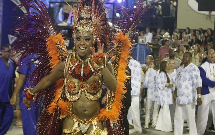 Musas do Carnaval de Rio de Janeiro