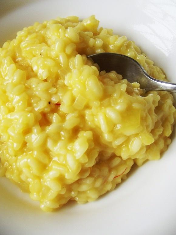 Saffron Risotto | Amazing Cuisine | Pinterest