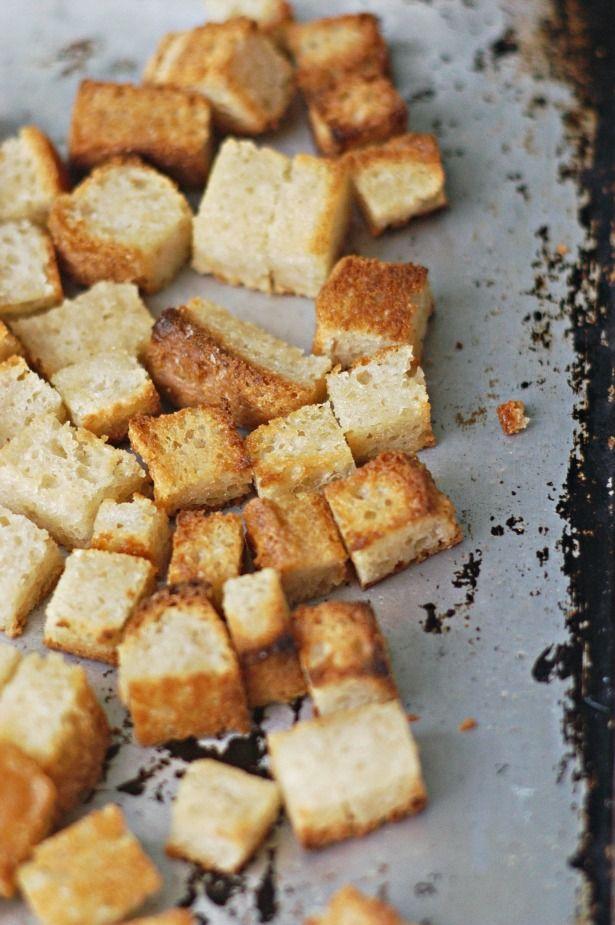 gluten free croutons! | Gluten Free Dreams! | Pinterest