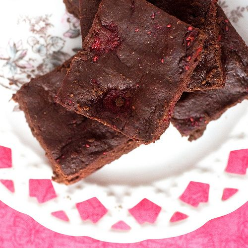 ... 02 15 galentines day pizza and raspberry chocolate truffle brownies