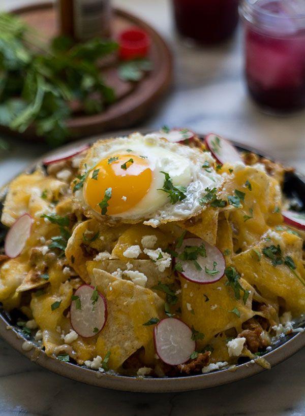 Breakfast Nachos | Nacho mama | Pinterest