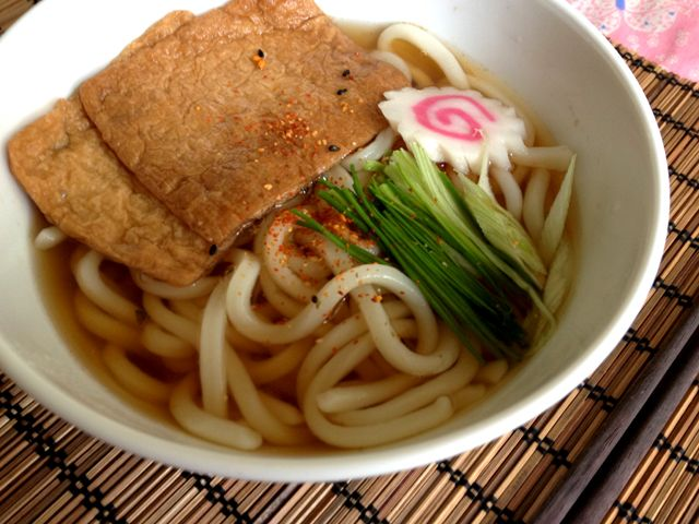 Kitsune Udon | Food I made | Pinterest