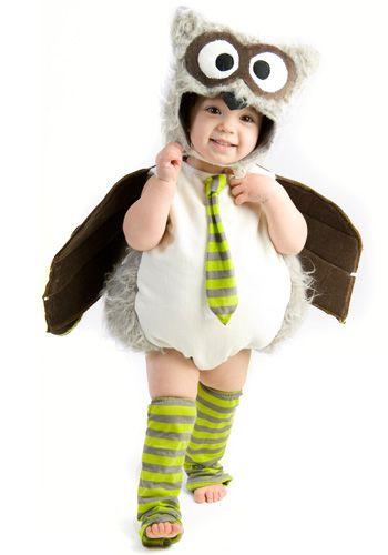 cute baby owl costume
