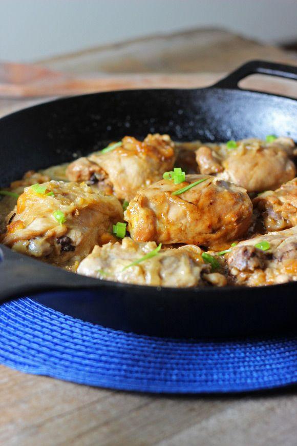 Chicken vindaloo | Chicken | Pinterest
