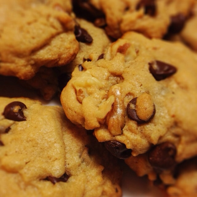 Chocolate chip cookies   These Are A Few Of My Favorite Things   Pint ...