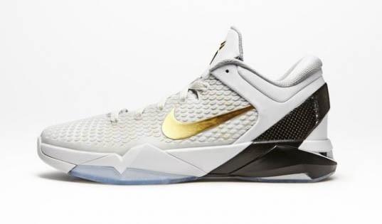 Nike Zoom Kobe VII Elite 'Home' Basketball Shoes For $75.00 Go To