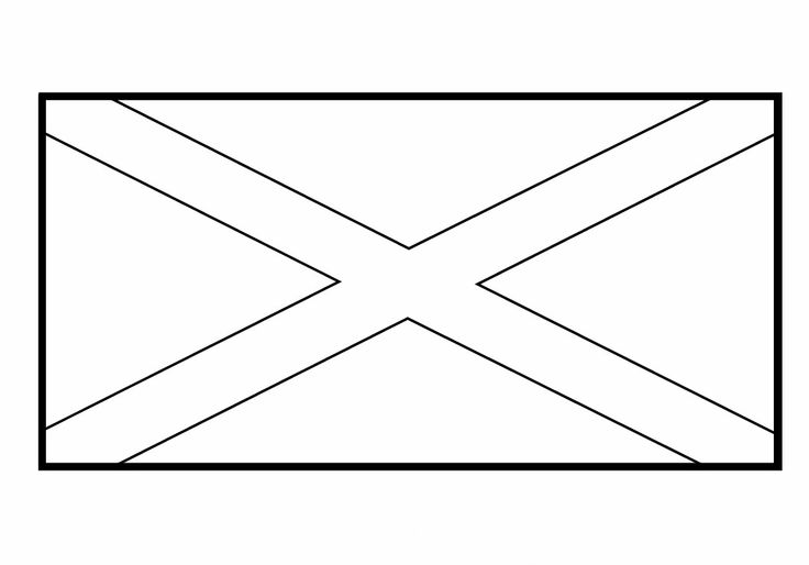 Jamaica Flag Free Colouring Pages Jamaican Flag Coloring Page