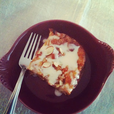 Panettone Bread Pudding! | Scrumptious | Pinterest