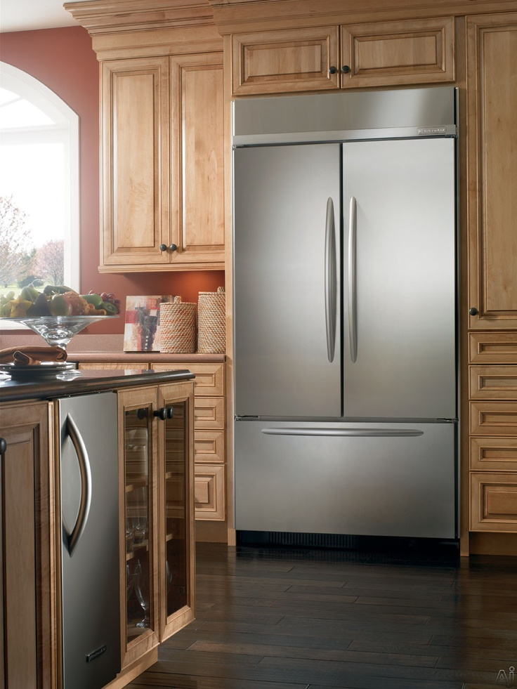 Attirant Fabulous KitchenAid French Door Refrigerator Built In KitchenAid French  Door Refrigerator Built In 736 X 981 · 189 KB · Jpeg
