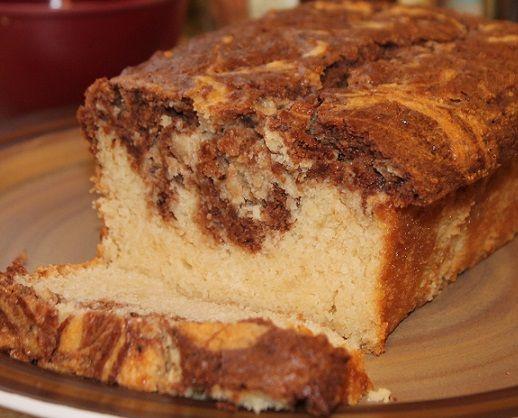 Chocolate Marble Pound Cake | CAKE | Pinterest