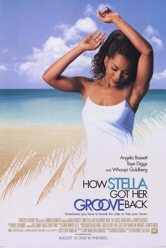How Stella Got Her Groove Back   MOVIES   Pinterest
