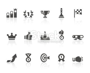 Competition Icons | Simple Black Series Royalty Free Stock Vector Art ...: pinterest.com/pin/439241769880996754