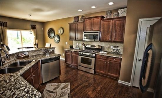 Beautiful Open Kitchen Home Design Ideas Pinterest