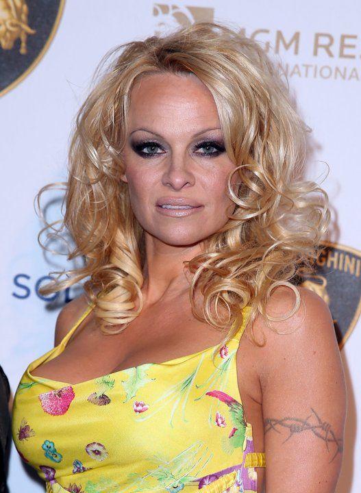 Pamela Anderson Now Now....Pamela A...