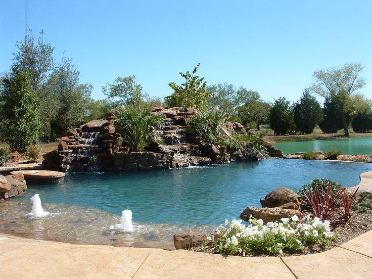 Natural Swimming Pools Pools Pinterest
