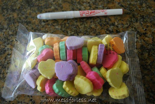 valentine matching game