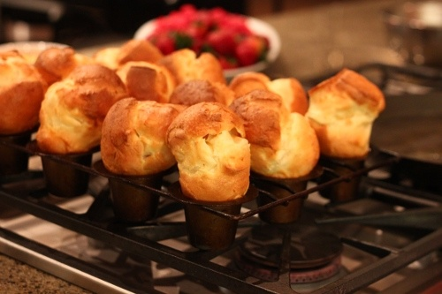 More like this: popovers , brunches and starbucks .