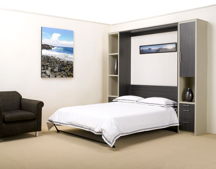 Contemporary murphy bed room ideas pinterest for Murphy wall beds hardware