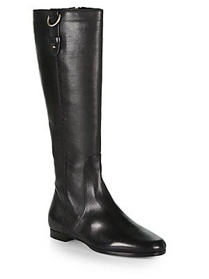 Jimmy Choo Marla Leather Knee-High Boots