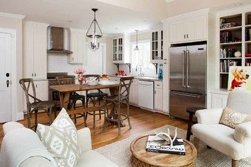 Small eat in kitchen design ideas pictures remodel and for Small kitchen eating area ideas
