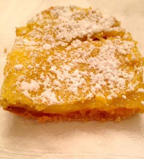 Gluten free lemon bars! | Gluten Free Goodness | Pinterest
