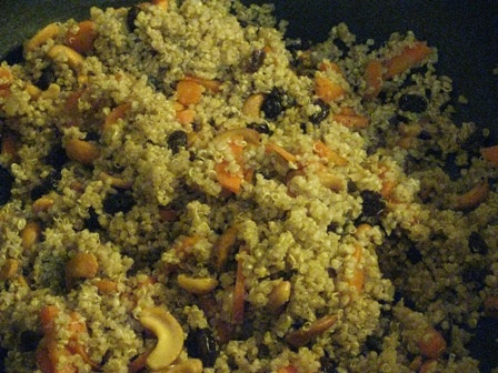 Moroccan Quinoa | Food | Pinterest