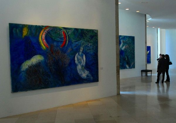 Chagall Museum, Nice | travel...places I have been to ... Chagall Museum